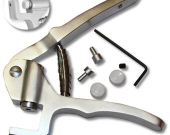 BIJ-770, KENT Jewelry Hallmark Karat Marking Stamping Pliers