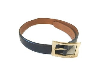 Ralph Lauren Leather Belt, size M