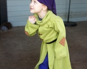 Cotton Knit Dopey Costume sizes 1T to 6/6X