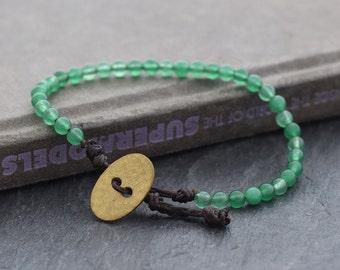 Jade Basic Bracelet