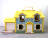 Vintage Fisher Price House