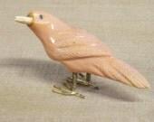 Stone Bird Carving , Carved Bird , Stone Carving , Birds , Bird Figurine , Bird Carving , Small Bird , Art Supplies , Craft Supplies , Bird