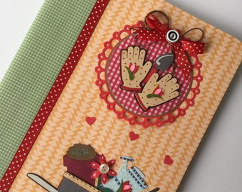 Composition Book - Gardening Journal