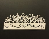 Christmas Die Cuts - New Edgeabilities for Your Cards - Snowflakes