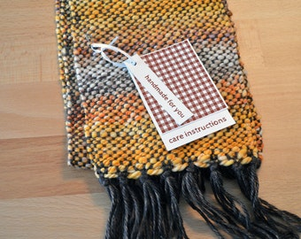 Gift Tags for Weaving