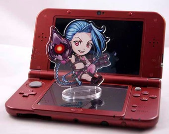 League of Legends acrylic stand - Jinx