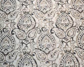 Maynard Graphite Fabric