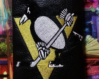 Pittsburgh Penguins pipe pouch