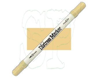 Tim Holtz idea-ology Distress Marker  SCATTERED STRAW Tan, Yellow