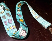 Adorable Cat Lanyard