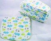 "Clearance!! 8""x8"" Cloth Wipes"