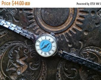 25% SALE OFF Vintage watch Chaika from Soviet Union period ladies watch womens watch women lady