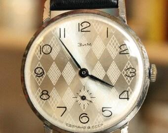 25% OFF ON SALE Mens watch men watch Zim, men's watches, mechanical watch