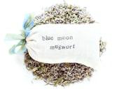 Blue Moon Mugwort Dream Pillow