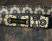 "Dog Collar Small 3/4"" Ready to Ship Sale ""The Kate"""