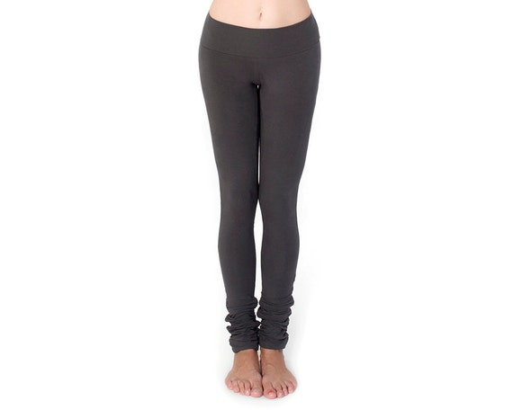 Charcoal Extra Long Leggings Charcoal Leggings By Eleven44