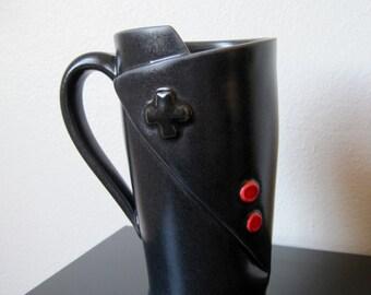 No. 2 Nintendo controller mug for the Vintage gamer.  Oldschool Love