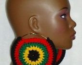 Ready to Ship Mega Mama 5 inch Light Weight Earrings by Razonda Lee All Colors Available