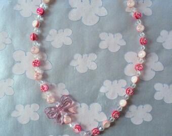 Peppa Pig Stretch Necklace