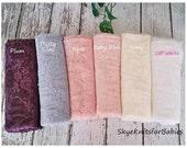Newborn Stretch Lace Wrap, Newborn Wrap Set, Baby Lace Wrap, Newborn Wrap, Newborn Girl, Layering Fabric, Newborn Props, Ready to Ship