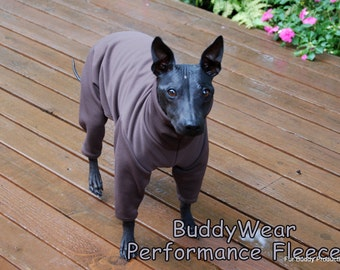 BuddyWear™ Performance  Fleece for Layering or alone for lightweight warmth. Three colors offered.