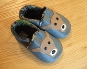 Camo mossy oak lined deer baby boy's shoes made to order 18-24 months/ size 6