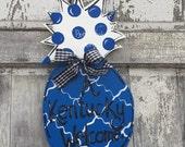 KENTUCKY Pineapple Door hanger