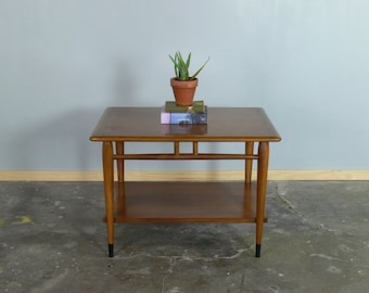 Mid Century Modern Lane Acclaim End/Side Table