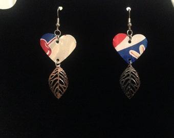 Cherry Vanilla Dream Dangle Earrings