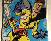 The Avengers Volume 1 No 264 Feb 1986 comic book Marvel Comics Group adventure pop culture comic art illustration