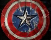 Captain Custom Battle Shield