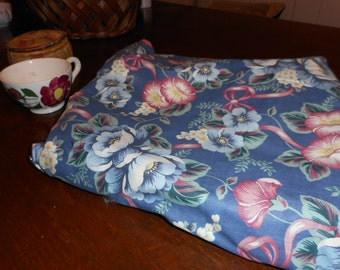 """Romantic Garden Floral cotton Fabric 