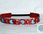 No Slip Iron Man Inspired Headband