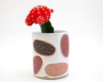 Ceramic Bubble Planter