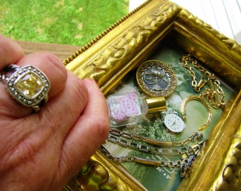 9 piece lot of Vintage and Antique Pieces