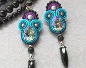 MYSTIC soutache earrings