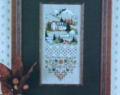 Homeward Bound - by Emie Bishop - Cross'N Patch Chart #147