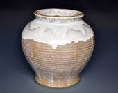 Stoneware Flower Vase Handmade Ceramic Vase Pottery A