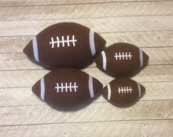 Football Squeaky Dog Toy-4 sizes