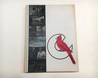 1975 Cardinal Yearbook - State University of New York, Plattsburgh, NY [Vintage College Year Book]