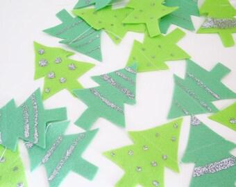 Christmas baby decorations handmade , christmas tree garland ,christmas tree decorations , holiday decorations , christmas garland