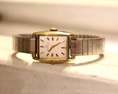 RESERVED Movado Watch 17 jewels Fries Movement Womens Wrist Gold Plated