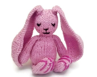 Babita Bunny Knitting Pattern PDF
