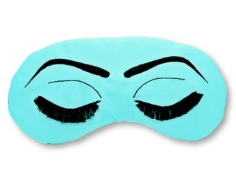 Holly Golightly Sleep Mask Breakfast at Tiffany's eye mask Audrey Hepburn