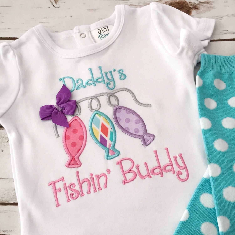 Girls fishing shirt girls fishing bodysuit fishing outfit for Girls fishing shirts