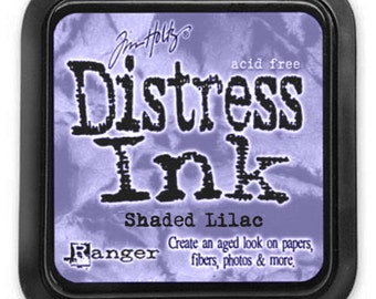 Shaded Lilac Distress Ink Pad By Tim Holtz