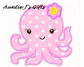 """CROCHET GRAPH PATTERN, sweet octopus for afghan, 36""""x29"""""""