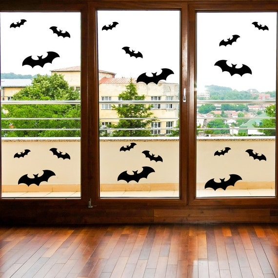like this item - Window Clings Halloween