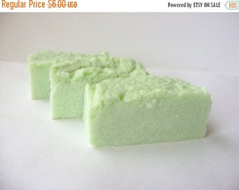Lime Sea Salt Soap, Sea Salt Spa Bar soap