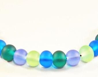 Lampwork Hand made glass beads